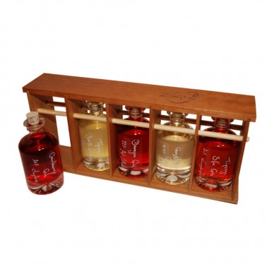 Apotheker 40ml Bottle Rack