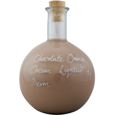 Chocolate Orange Cream Liqueur 17%