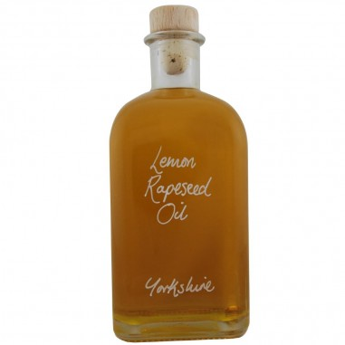 Yorkshire Lemon Rapeseed Oil