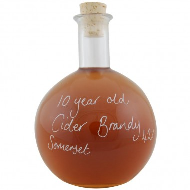 10 Year Old West Country Cider Spirit 42%