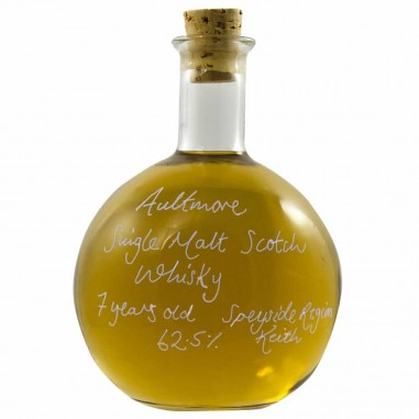 Aultmore 7 Year Old Single Malt Scotch Whisky 62.5%