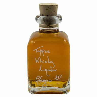 Toffee Whisky Liqueur 17% (Quadra Bassa 100ml)