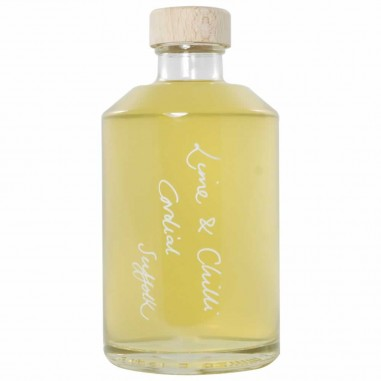 Lime and Chilli Cordial (375ml)