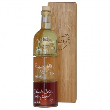 Impilabile 250ml Bottle Presentation Box (Oak)