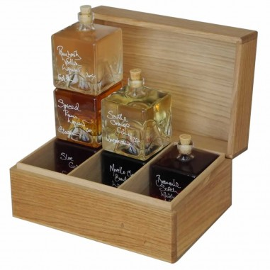 The Liqueur Gift Box