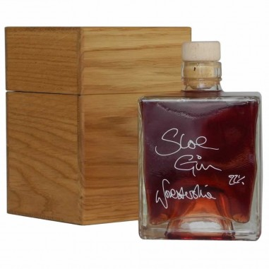 Mystic 500ml Bottle Presentation Box (Oak)