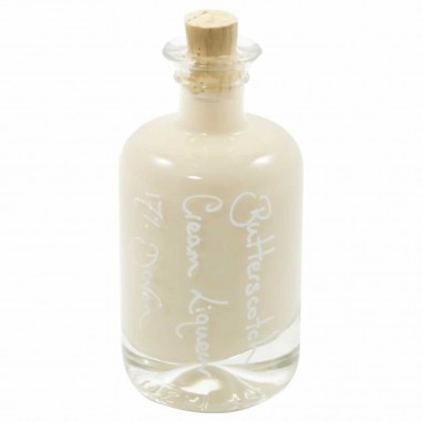 Butterscotch Cream Liqueur 17% (40ml bottle)