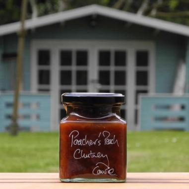 Poacher's Peach Chutney