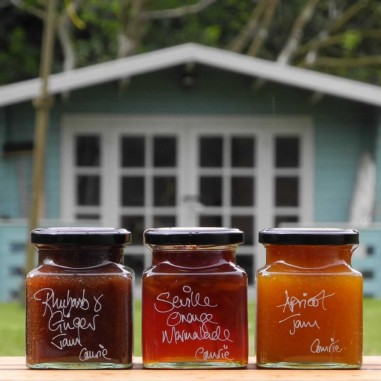 Set of 3 Scottish Jams and Marmalades