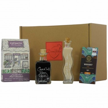 Gift Set for Chocolate Lover's