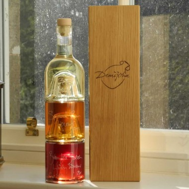 The Liqueur Tower Gift Set