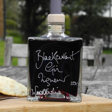 A Cube of Blackcurrant Gin