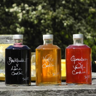 Handmade Cordial Selection (3 flavours)