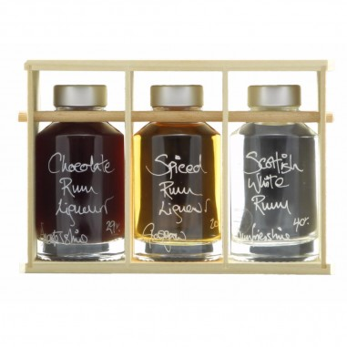 Chiara Mini Rum Rack Gift Set
