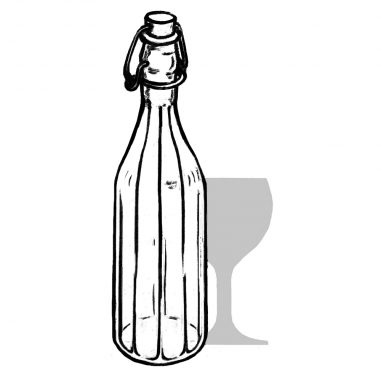 Rustica Dieci 500ml Bottle