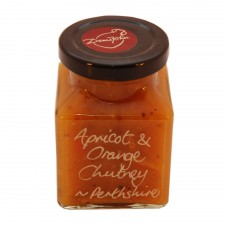 Apricot and Orange Chutney
