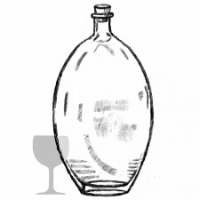 Salmo 3000ml Bottle