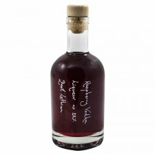 Nocturne of Raspberry Vodka Liqueur