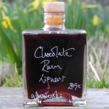 Chocolate Rum Ration