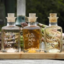 Infused Rapeseed Oil Trio