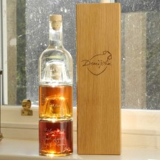 The Rum Tower (with Oak Gift Box)