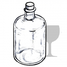 Apotheker 1 Litre Bottle