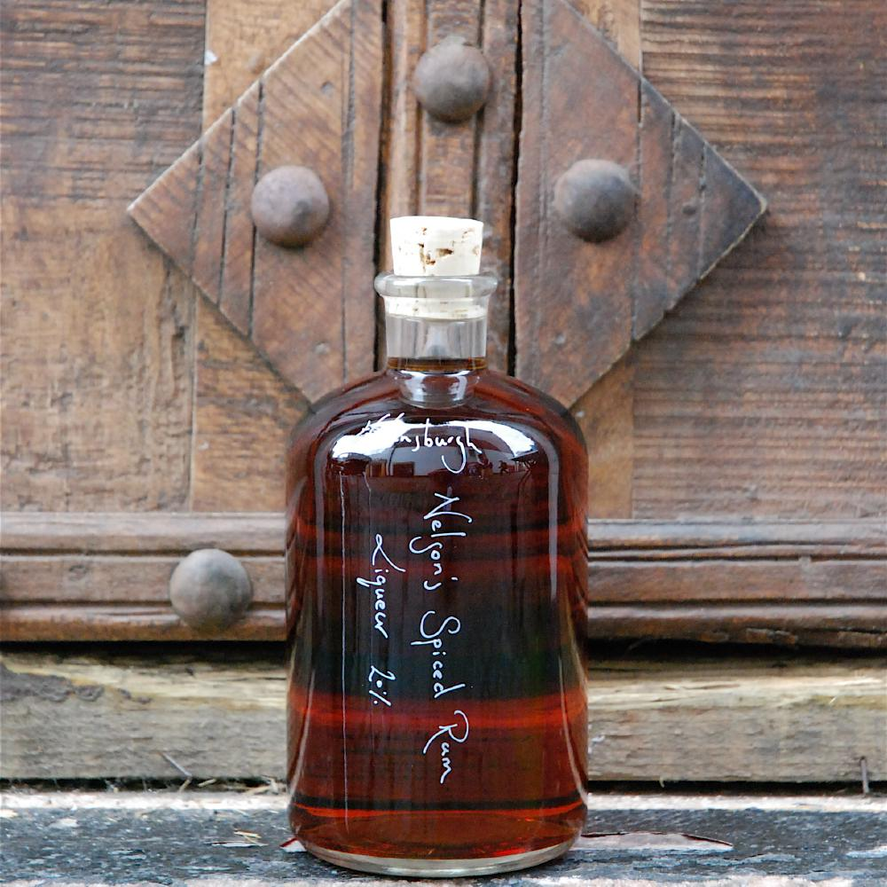 Apotheker 1 Litre bottle of Spiced Rum Liqueur 20%