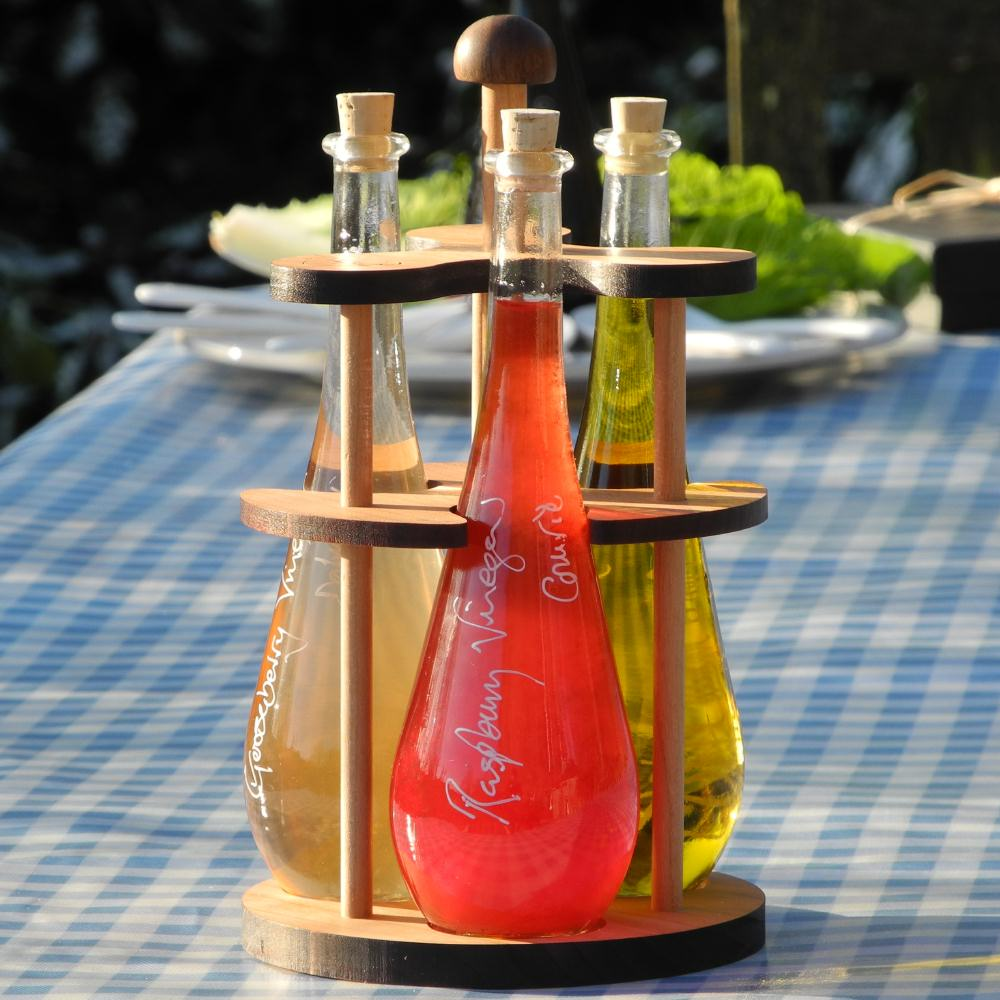 Oil and Vinegar Carousel