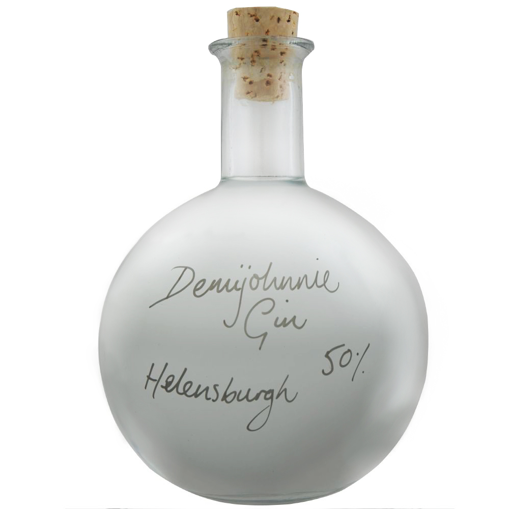 A website with spirit! Demijohnnie Gin 50%