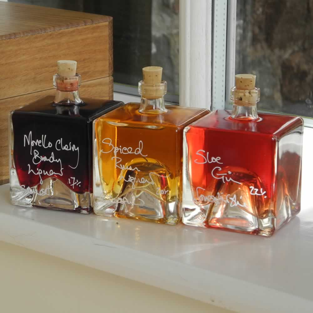 Mystic 100ml bottles can make fabulous Christmas present ideas