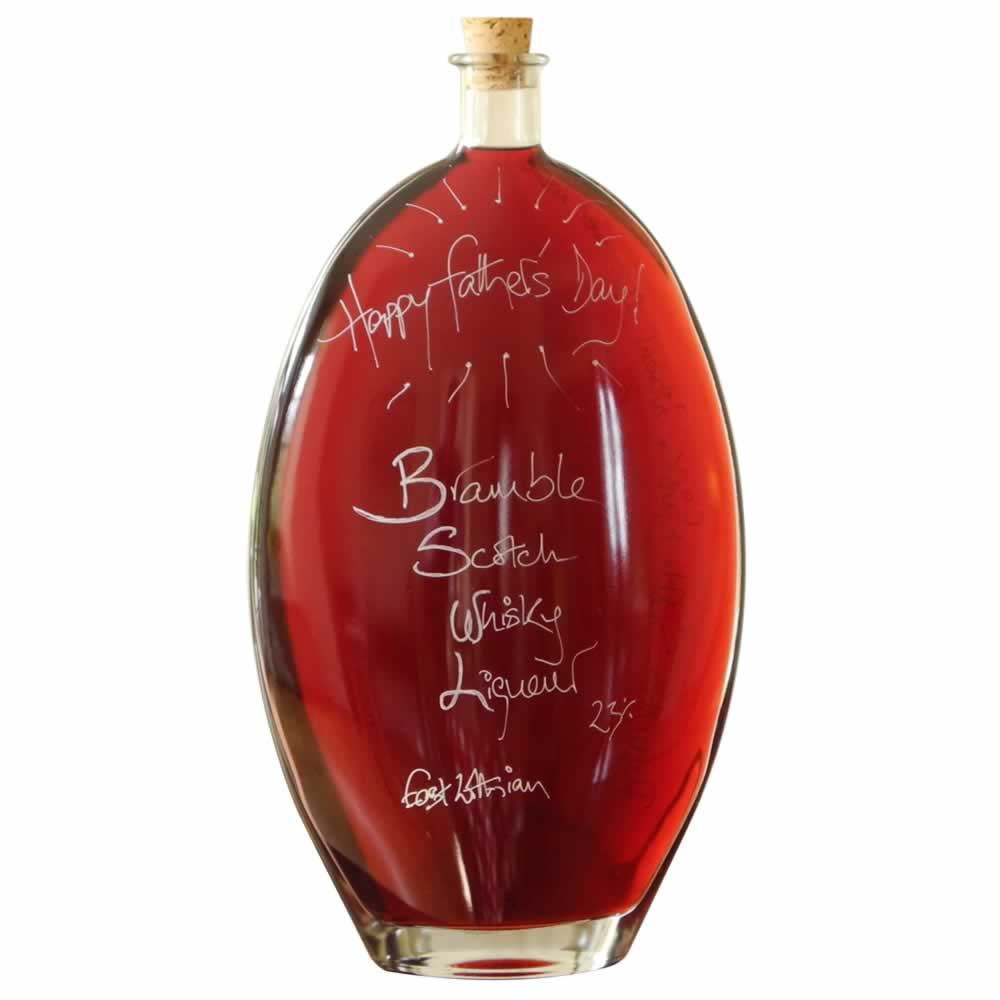 Big Daddy, 3 litres of Bramble Scotch Whisky Liqueur