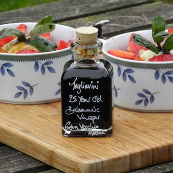 25 year old Extra Vecchio Traditional Balsamic Vinegar
