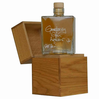 The Gooseberry Gin Gift Box