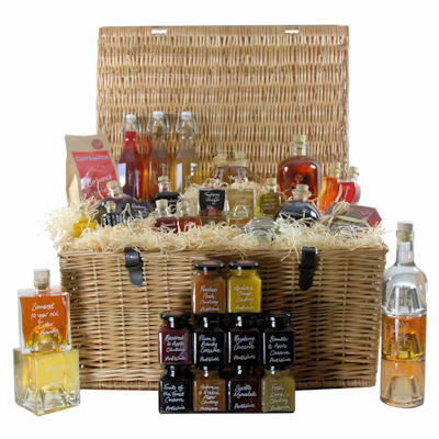 The Huge Demijohn Hamper