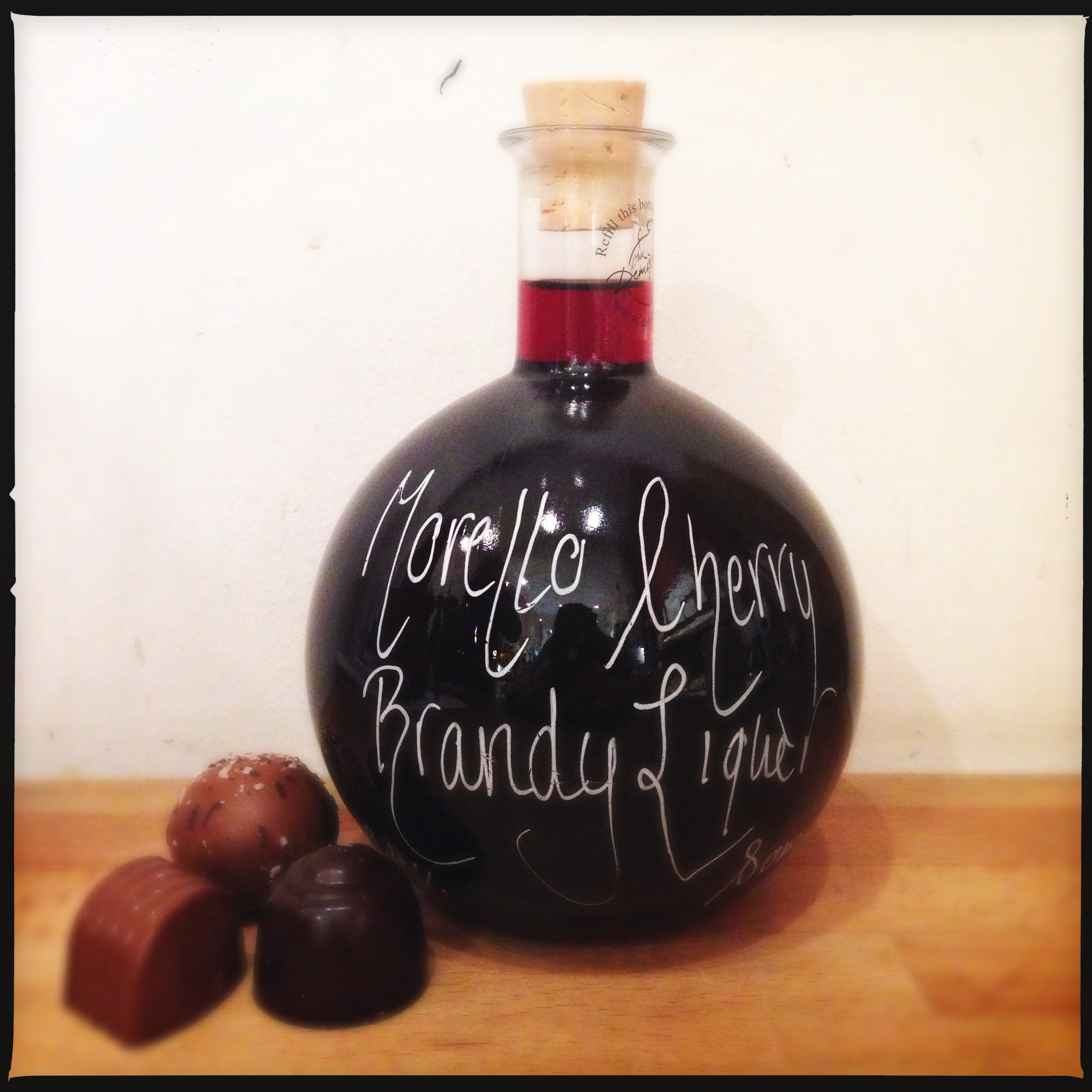 Morello Cherry Brandy Liqueur