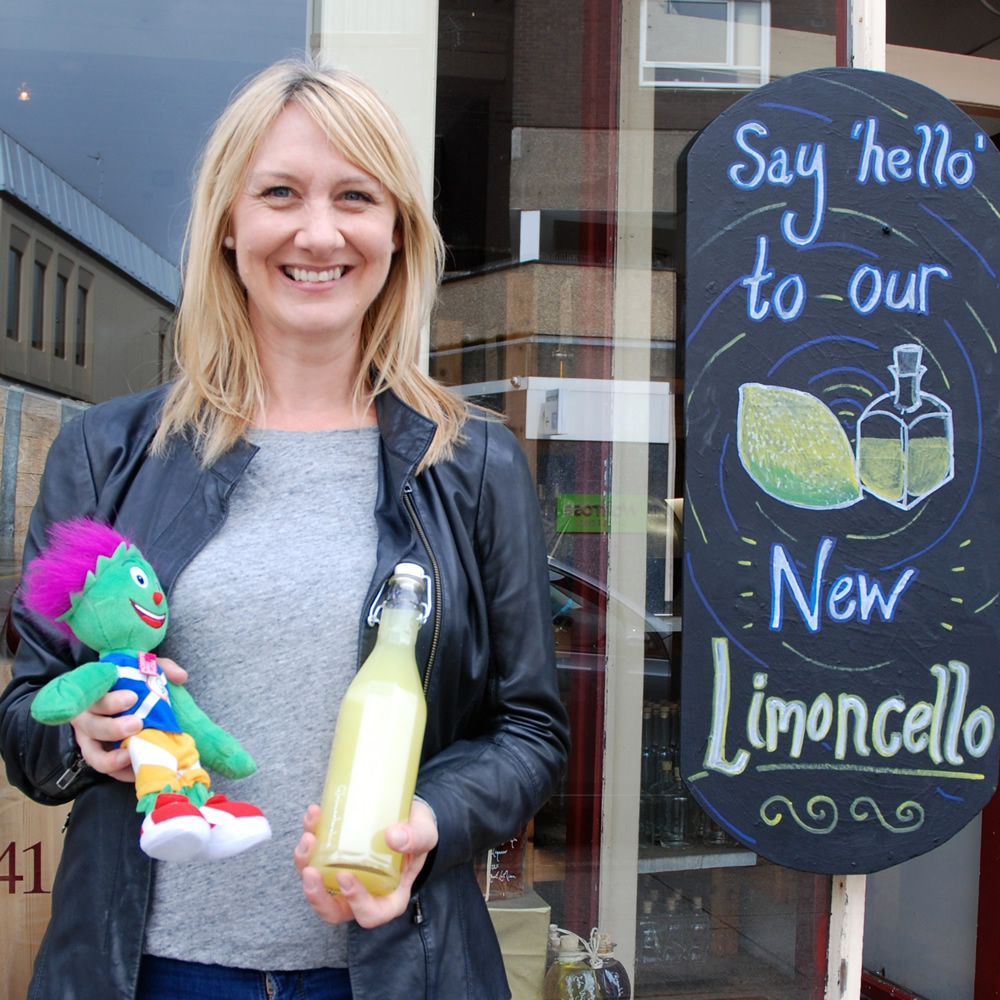 Limoncello Liqueur Launched in Glasgow