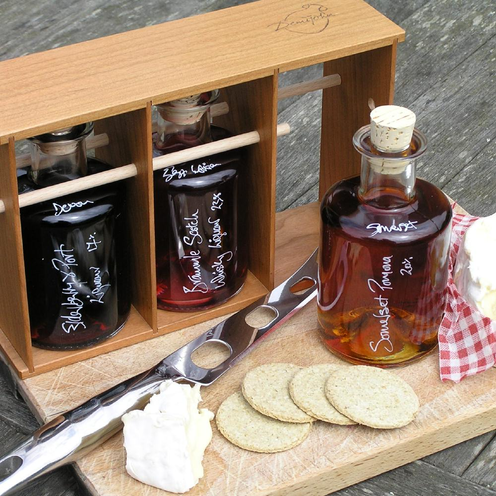 Best Father's Day Gifts - The Cheeseboard Drinks Selection