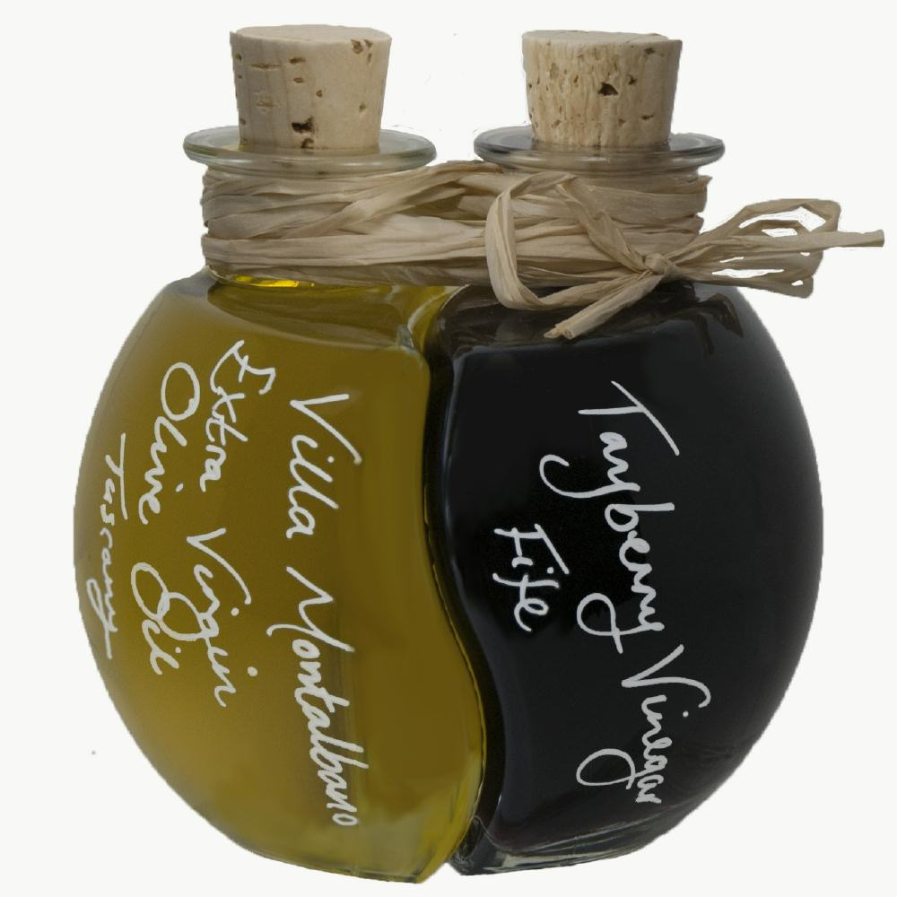 Our new Tayberry Vinegar and Olive Oil Ball