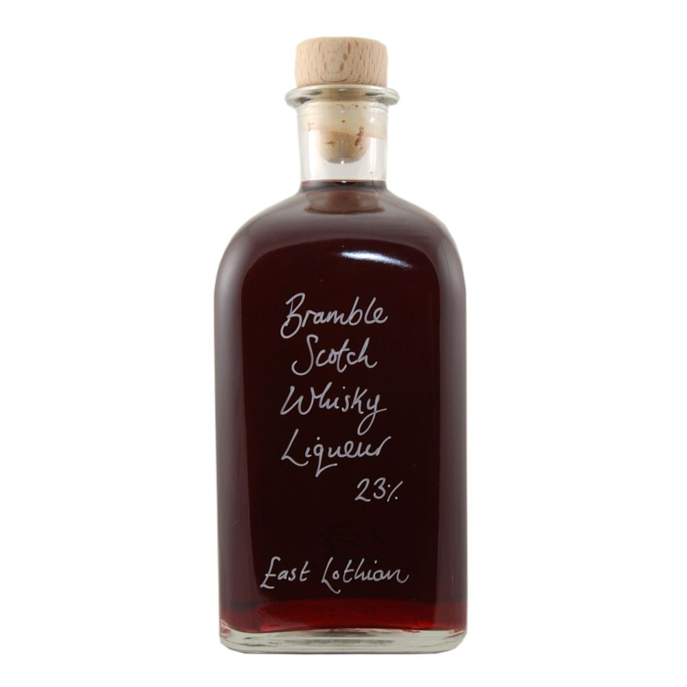 Bottle of Bramble Scotch Whisky Liqueur